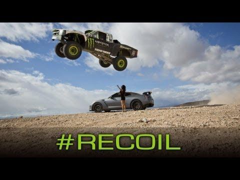 Video: Trophy Truck řádí na poušti