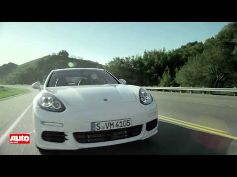 Porsche Panamera 2013: facelift na prvním videu
