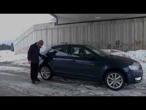 SK test Škoda Octavia 3, 2.0 TDI