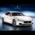 Maserati Ghibli: menší bráška Quattroporte