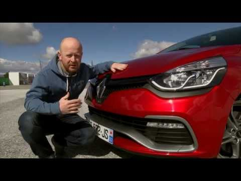 SK test Renault Clio RS 4
