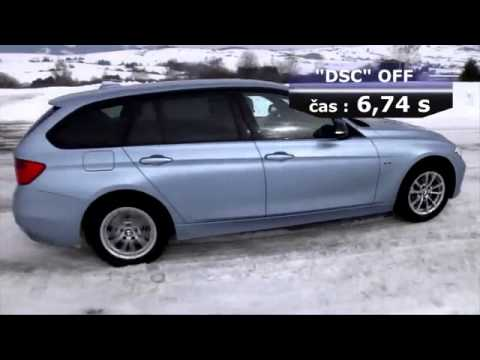 SK test BMW 320d Touring