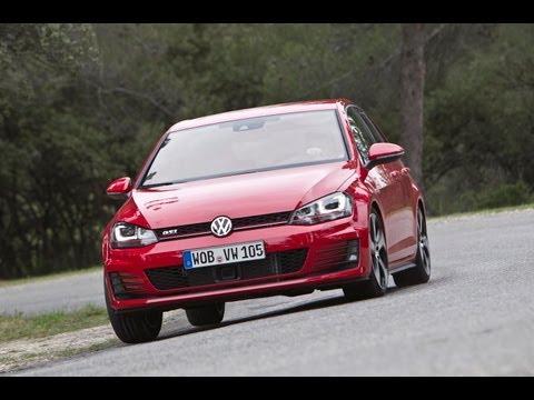 Volkswagen Golf GTI 7 v prvních video testech
