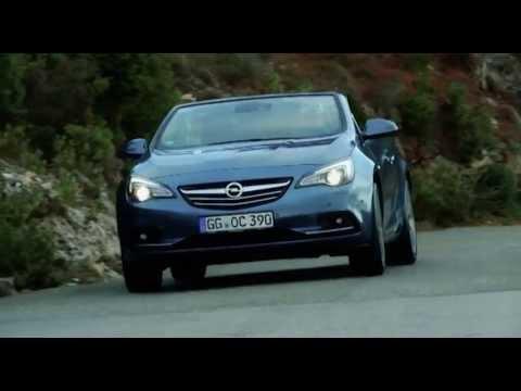 SK test: Opel Cascada