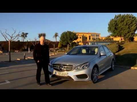 SK test: Mercedes E